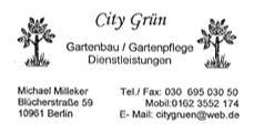 CITYGRÜN Imprint